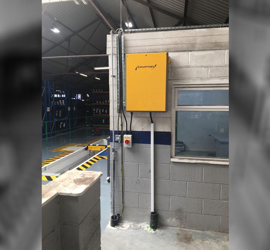 Crypton power box
