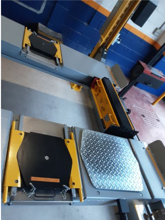 Upgrading Kwik Fit Wimbledon's MOT Lift to a robust solution that will cope with busy garage services.