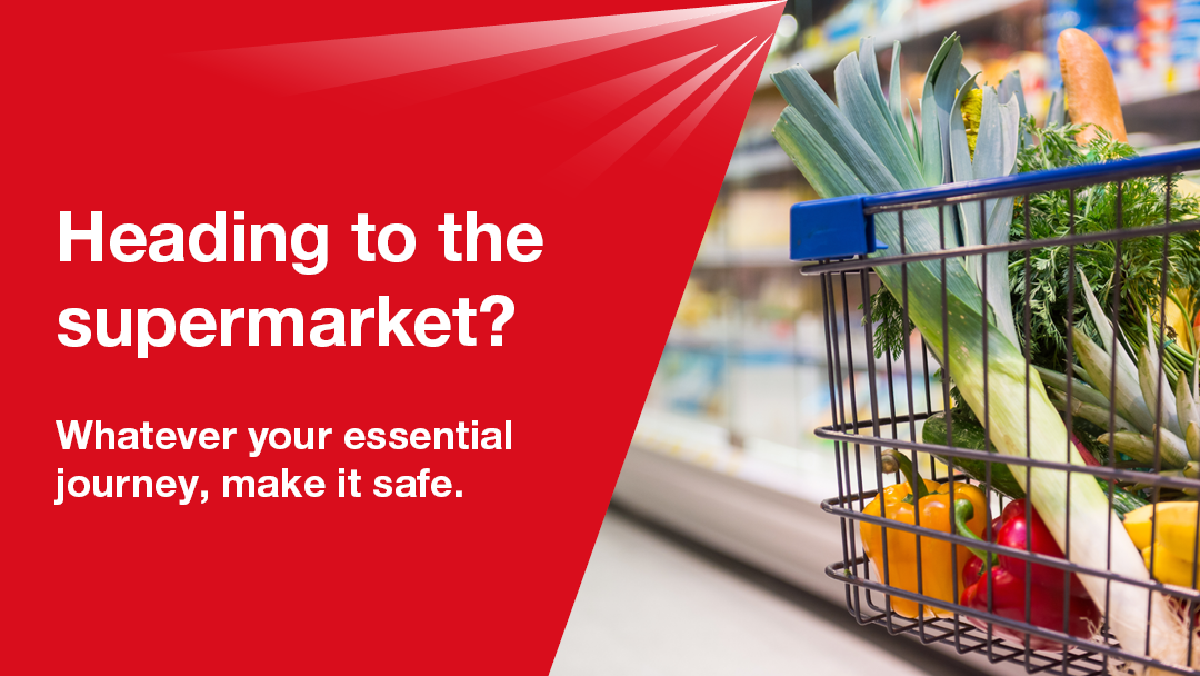 Are you heading to the supermarket now that restrictions are easing?