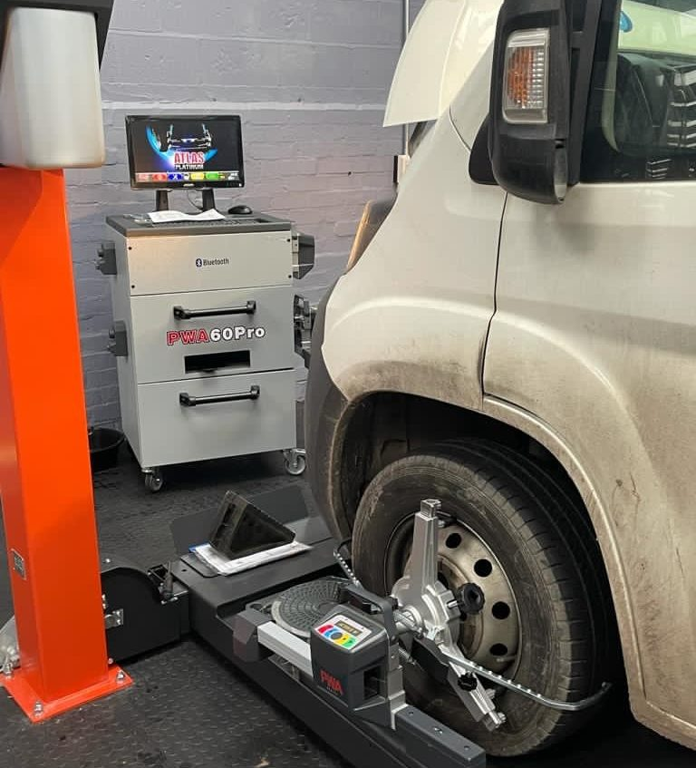 ISN Garage Assist offer the perfect care plan for any garage wanting to protect their wheel alignment equipment and services in the long run.